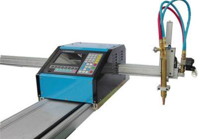 Avtomatski prenosni CNC plazemski plamenski rezalni stroj
