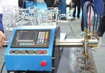 Gantry tipa Driven CNC Plamen Plasma Cutting Machine v prodaji