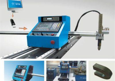 Najboljša kakovost CNC plazma miza / portalni / protiblokirni CNC plazemski rezalni stroj