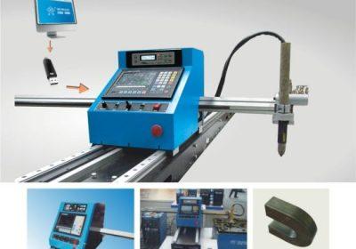 Avtomatski mali CNC plazemski profil za rezanje kovinskih listov