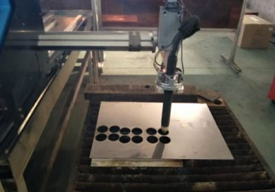 Kitajska poceni Prenosni CNC plazma rezalnik cnc plazma rezanje stroj