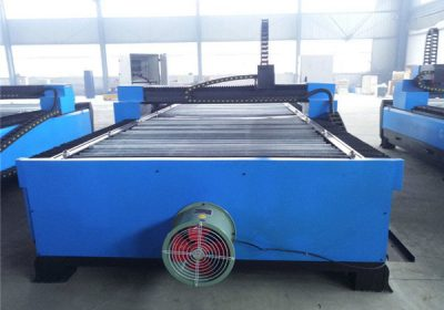 Plazemski rezalnik pločevine CNC mizarski stroj za rezanje plazme