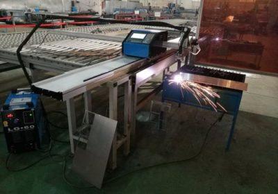 dobava kovin cnc usmerjevalnik / plazma pločevina pločevine CNC cevni profil za rezanje