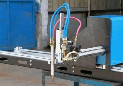 Mini portalni CNC plazemski rezalni stroj / CNC plazemski rezalnik plazme