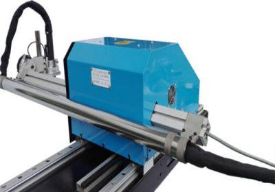 Gantry Type CNC Plasma Cutting Machine, jeklene plošče rezanje in vrtanje stroji tovarniške cene