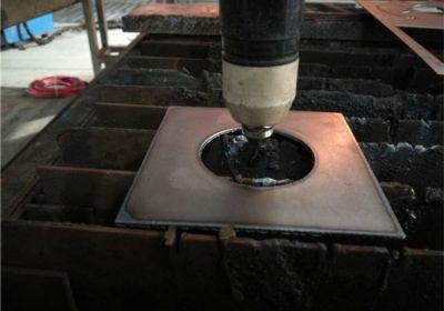 Tovarniška dobava 2000 * 3000mm 2030 CNC plazemski rezalni stroj za cevi