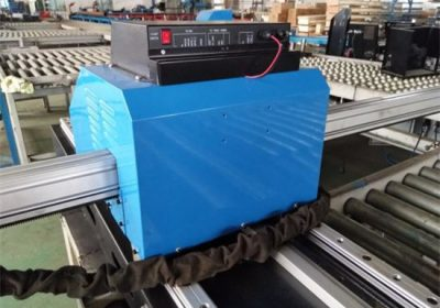 Težka teža CNC Gantry Flame Cutting Machine Factory na zalogi