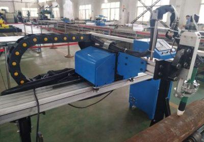 CNC plazemski stroj za jekleno kovinsko železo iz legiranega jekla