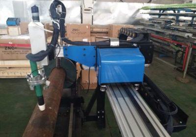CNC Plazma iz nerjavečega jekla Stroj za rezanje cevi