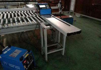 Hobi 1500 * 3000mm cevni CNC plazemski rezalni stroj