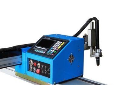 CNC plazma kovinski rezalni stroj na debelo