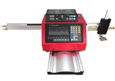 Jiaxin težka vodila železniški portalni CNC plazma rezalni stroj / poceni kitajski CNC plazma rezanje stroj / plazma cnc rezalnik