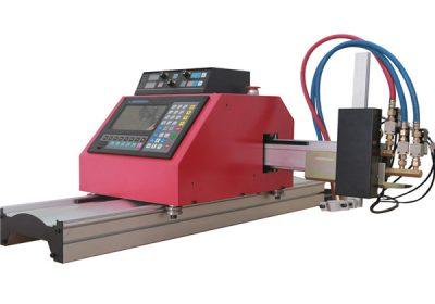 Mali Gantry CNC plamensko / plazemski rezalni stroj