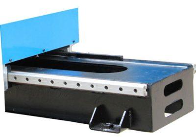 Big size Gantry Plazma rezanje kovin CNC plazma rezanje stroj Kitajska