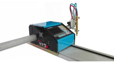 prenosni CNC plazemski plamenski rezalnik plazme JX-1530